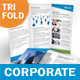 Corporate Trifold Brochure - A4 and Letter Size - GraphicRiver Item for Sale