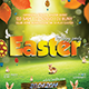 Party Easter Day - GraphicRiver Item for Sale