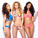 Trio of stunning young women in bikinis - PhotoDune Item for Sale