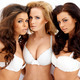 Three beautiful sexy curvaceous young women - PhotoDune Item for Sale