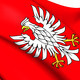 Flag of Masovian Voivodeship, Poland. - PhotoDune Item for Sale