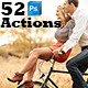 52 Premium Photoshop Actions - Bundle - GraphicRiver Item for Sale
