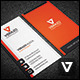 Modern Corporate Business Card 27 - GraphicRiver Item for Sale