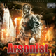 The Arsonist Mixtape / CD Cover Template - GraphicRiver Item for Sale