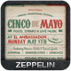 Cinco de Mayo Flyer Template - GraphicRiver Item for Sale