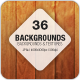 Wooden Boards - Backgrounds Bundle - GraphicRiver Item for Sale