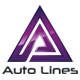 Auto Lines, Letter A Logo - GraphicRiver Item for Sale