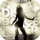 Disco Dance Lover Flyer Template