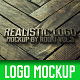 Realistic Logo Mockup Vol.3 - GraphicRiver Item for Sale