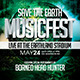 Earth Music Fest Concert Poster - GraphicRiver Item for Sale