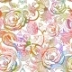 Abstract Flowers Seamless Pattern - GraphicRiver Item for Sale