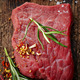 fresh raw meat for steak - PhotoDune Item for Sale