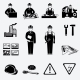 Engineering Icons Set - GraphicRiver Item for Sale