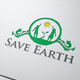 Save Earth Logo - GraphicRiver Item for Sale
