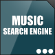 Music Search Engine - CodeCanyon Item for Sale