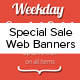 Special Sale Web Banners - GraphicRiver Item for Sale