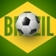 Soccer Ball of Brazil 2014 - GraphicRiver Item for Sale