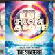 Rise From Above Music Flyer - GraphicRiver Item for Sale