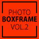 Multi Photo Box Frame Effects Vol2 - GraphicRiver Item for Sale
