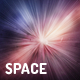 10 Space Light Backgrounds - GraphicRiver Item for Sale
