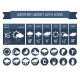 Weather Widget Icons Set - GraphicRiver Item for Sale