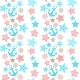 Anchor, Seashell and Starfish Seamless Pattern - GraphicRiver Item for Sale