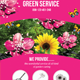 Garden Service Flyer Bundle - GraphicRiver Item for Sale