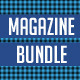 Magazine Cover Bundle - GraphicRiver Item for Sale