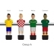Table Football Soccer Players Group A - GraphicRiver Item for Sale