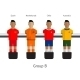 Table Football Soccer Players Group B - GraphicRiver Item for Sale
