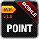 Point Premium Modern Mobile Theme  - ThemeForest Item for Sale
