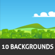 Side Scrolling Game Backgrounds - GraphicRiver Item for Sale