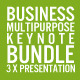 Keynote Presentation Bundle (V.02) - GraphicRiver Item for Sale