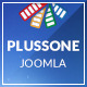 Plussone - Joomla Business Template