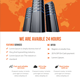 Web Hosting Flyers Template - GraphicRiver Item for Sale