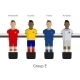 Table Football Soccer Players Group E - GraphicRiver Item for Sale