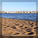 Beach, River And Old City - VideoHive Item for Sale