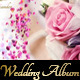 Wedding Album with Roses - VideoHive Item for Sale