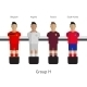 Table Football Soccer Players Group H - GraphicRiver Item for Sale