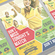 World Cup Flyer - GraphicRiver Item for Sale