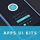 Apps UI Kits  - GraphicRiver Item for Sale