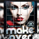Make Over Party Flyer - GraphicRiver Item for Sale