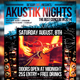 Akustik Nights Concert Flyer - GraphicRiver Item for Sale