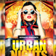 Urban Nights Party Flyer - GraphicRiver Item for Sale