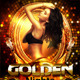 Golden Nights Flyer - GraphicRiver Item for Sale