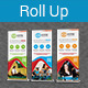 Multipurpose Business Roll-Up Banner Vol-16 - GraphicRiver Item for Sale