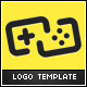 Game Link Logo Template - GraphicRiver Item for Sale