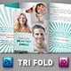 Dental Clinic Trifold Brochure Template - GraphicRiver Item for Sale