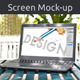 Realistic Screen Mockups - GraphicRiver Item for Sale