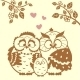 Owl Family - GraphicRiver Item for Sale